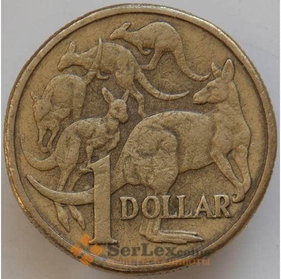Австралия 1 доллар 1985 КМ84 VF Кенгуру (J05.19) арт. 14441