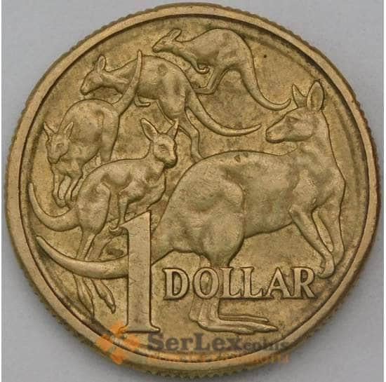 Австралия 1 доллар 1984 КМ77 VF арт. 26601