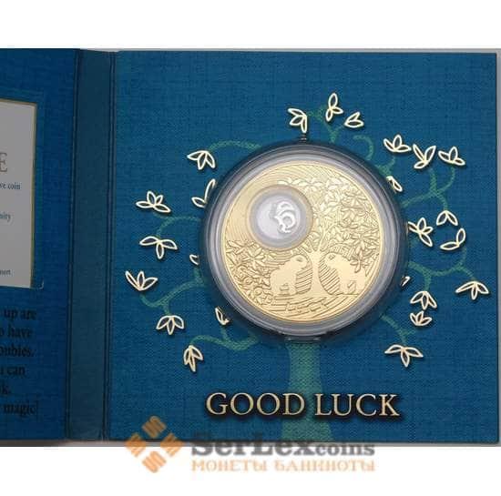 Ниуэ 2 доллара 2013 Proof Слон на Удачу арт. 29363