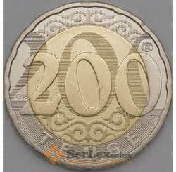 Казахстан 200 тенге 2020 UNC арт. 21753