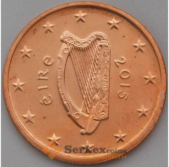 Ирландия 2 цента 2015 BU Из Набора арт. 28581