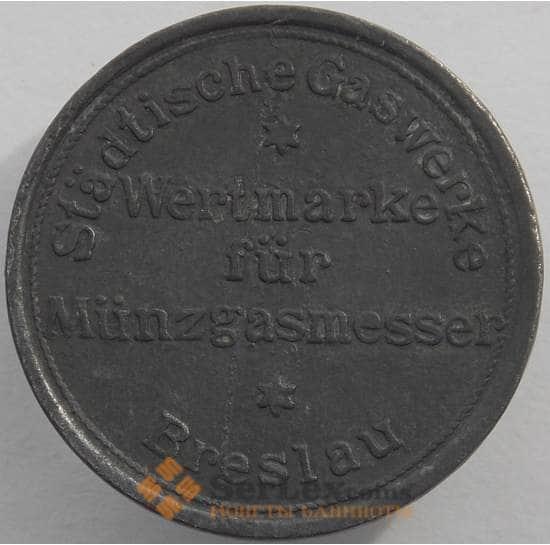 Германия Нотгельд 1 марка 1921 Бреслау (J05.19) арт. 16535