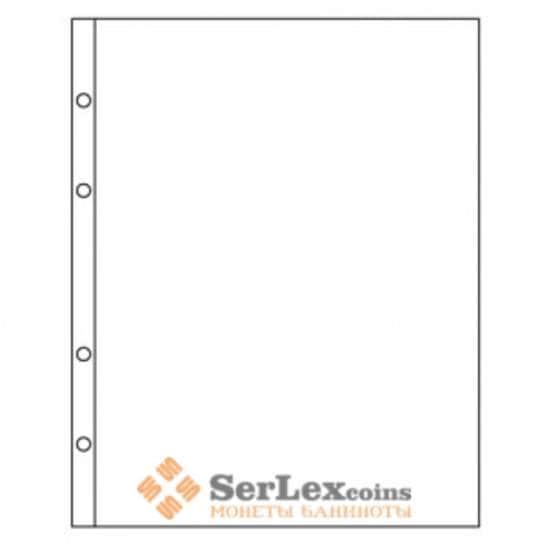Лист формат Optima для хранения 1 боны размером до 178х240 мм арт. 5193