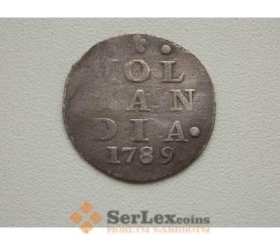 Нидерланды 2 стюивера 1789 KM#48 арт. С000778