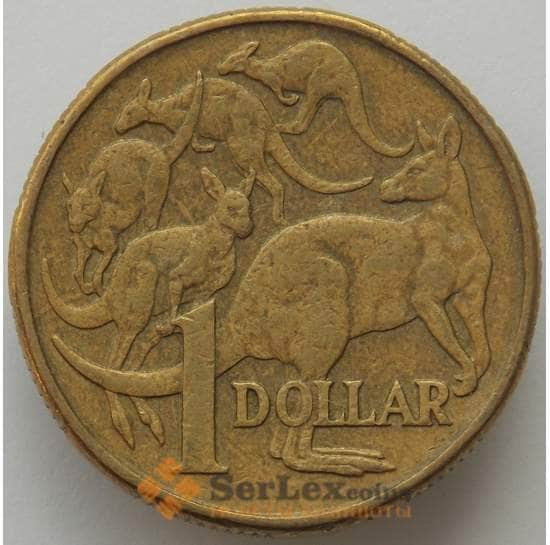 Австралия 1 доллар 1994 КМ84 VF Кенгуру (J05.19) арт. 17145
