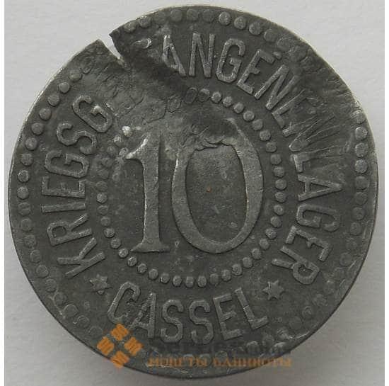 Германия Нотгельд 10 пфеннигов 1916 Кассель (J05.19) арт. 16529