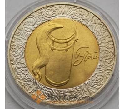 Украина 5 гривен 2007 Муз. инструмент Бугай арт. С00378
