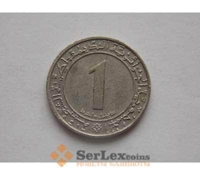 Алжир 1 динар 1983 20 лет Независимости КМ112 арт. С00080
