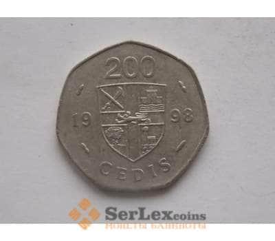 Гана 200 седе 1998 КМ35 арт. С00085