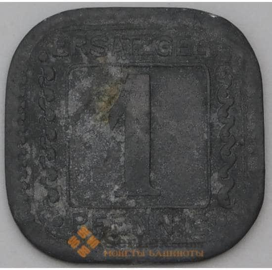Германия Нотгельд 1 пфенниг 1918 Людвигсхафен арт. 22914