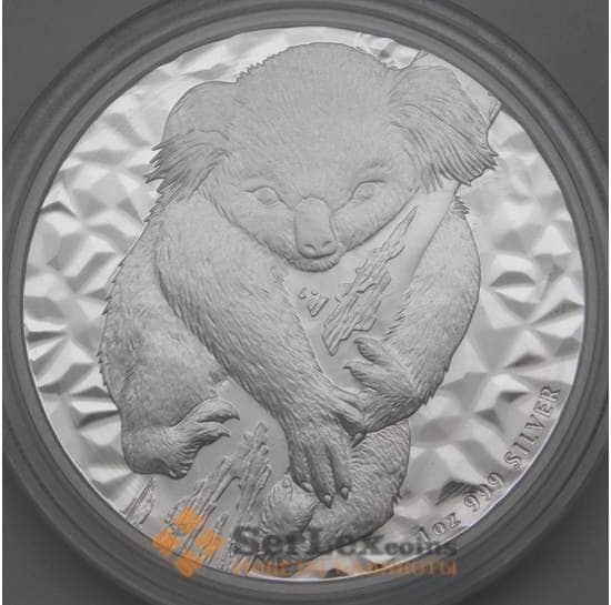 Австралия 1 доллар 2007 UC213 Proof Коала арт. 28635