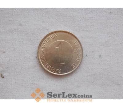 Словения 1 толар 2001 КМ4 unc фауна арт. С00115