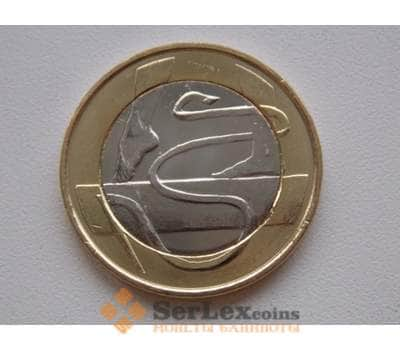 Финляндия 5 евро 2015 Гимнастика арт. С00510