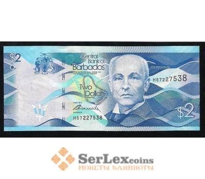 Барбадос 2 доллара 2013 UNC арт. В00325