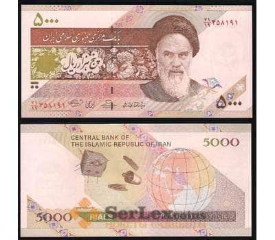 Иран 5000 риалов 2009-2010 UNC №150 арт. В00167