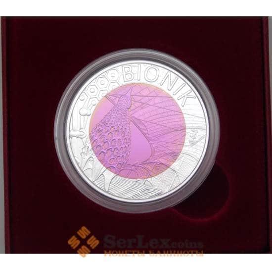 Австрия 25 евро 2012 Бионик Ниобий арт. 28729