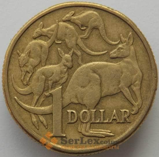Австралия 1 доллар 1984 КМ84 XF Кенгуру (J05.19) арт. 17142