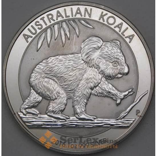 Австралия 1 доллар 2016 Коала Копия арт. 28040