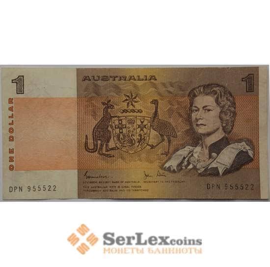 Австралия 1 доллар 1983 P-42D XF (J05.19) арт. 17524