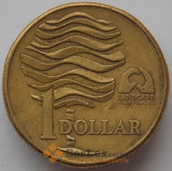 Австралия 1 доллар 1993 КМ208 VF Защита окружающей среды (J05.19) арт. 17131