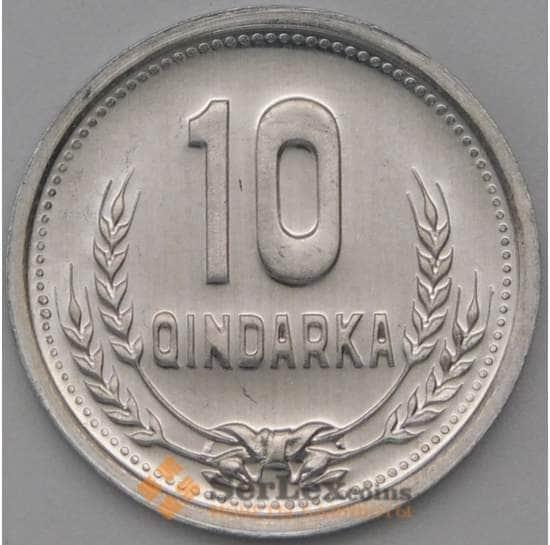 Албания 10 киндарок 1988 КМ60 UNC арт. 8612