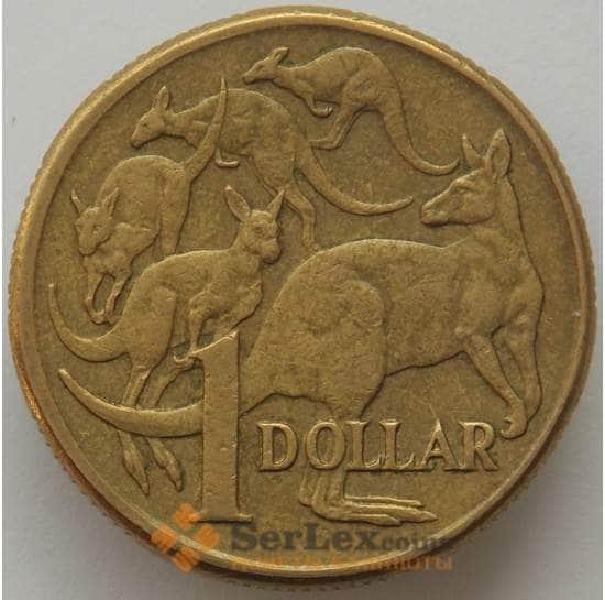 Австралия 1 доллар 2000 КМ84 VF Кенгуру (J05.19) арт. 17144