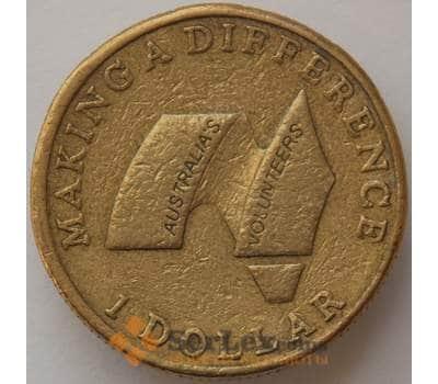 Австралия 1 доллар 2003 КМ690 VF Австралийские волонтеры (J05.19) арт. 17278