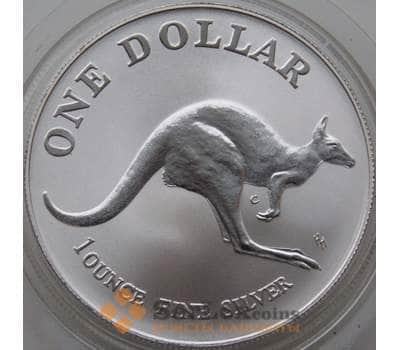 Австралия 1 доллар 1993 Proof Кенгуру (АЮД) арт. 13442