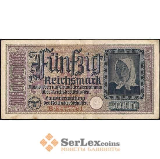 Германия 50 марок 1940 РR140 VF арт. 26095
