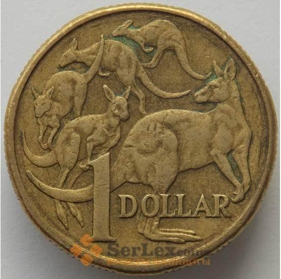 Австралия 1 доллар 1985 КМ84 VF Кенгуру (J05.19) арт. 17143